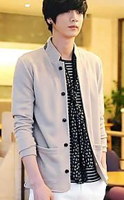 HUACAI™ Men's Slim Knit Collar Suit