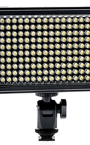 nuovi c-160s portatili LED Video 160pcs luce a LED ad alta luminosità perline