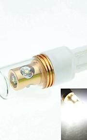 7443 w21 21w w3x16q Cree XP-e conduit 20w 1300-1600lm 6500-7500k ac / DC12V-24 blanc tour la lumière - or transparent