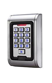 økonomisk vandtæt ID-kort metal adgangskontrolsystem med tastatur, indbygget anti-tyveri funktion for py-S100