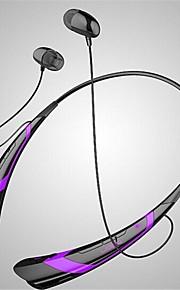 hbs760 hoofdtelefoon bluetooth 4.0 nekband stereo modieuze sport met microfoon voor iPhone / samsung / pc (verschillende kleuren)