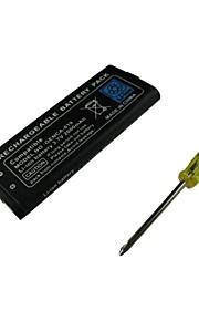 2000mAh oplaadbare lithium-ion batterij + gereedschap Pack kit voor nintendo NDSiLL ndsixl