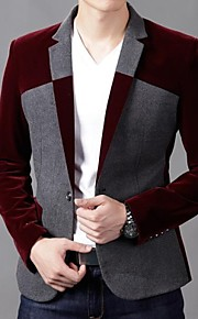 Men's Long Sleeve Blazer  Pure Cotton  Outerwear