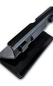 skid portatile console di prova supporto verticale dock per nintendo wii u gamepad