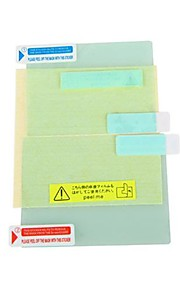 3 X Ultra Clear Screen Guard Film LCD Protector for Nintendo DSi