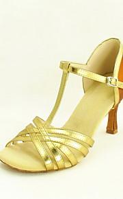 Customized Elegant Leatherette Latin/Ballroom Performance Shoes (More Colors)