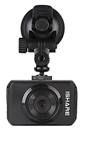 "iShare HCR-1273jw 2,0 ""LCD Full HD 140 ° 1080p bil kamera DVR videokamera bevægelsesdetektering fillåsning"