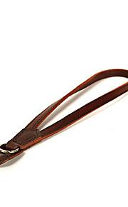 acam290 ægte læder skridsikker håndledsstrop