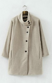 Women's Caual Trench Coat Outerwear