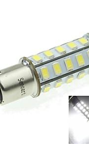1x1142 20w 36x5730smd 800-1200lm 6000-6500K luz blanca llevó el bulbo de lámpara de vuelta del coche (ac12-16v)
