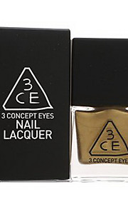 3 Concept Eyes  Nail Lacquer #GD01 10ml