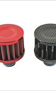 universele paddestoelvorm inlaatluchtfilter voor auto / motor