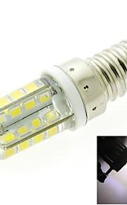 e14 3w 220lm 32x2835 SMD conduit ampoule chaud / blanc froid silice lumière couvercle de gel de maïs (220V)