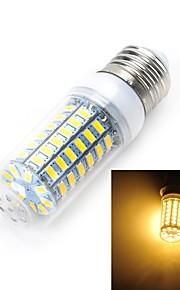 Ampoules Maïs LED Blanc Chaud Marsing T E26/E27 12W 69 SMD 5730 900-1000 LM AC 100-240 V
