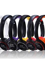 B370 streo 4.0 bluetooth inalámbrico más de auricular del oído con Mircophone alta fidelidad para el smartphone iphone