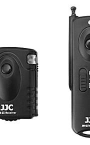 JJC jm-r (ii) trådløs udløser fjernbetjeningskabel til Fujifilm X-T1 S1 x-M1 x-E2 X-a1 xq1