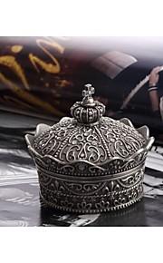 élégante boîte à bijoux boîte de bijou en forme de couronne royale