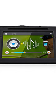 "7"" 1 Din WindowsCE 6.0 Car DVD Player for BMW E46 2002~2005 with Capacitive TouchScreen、BT、Canbus、GPS、Ipod、RDS、SWC、Wifi"