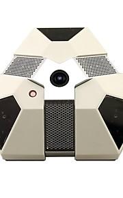 cotier 360 gradi fish-eye telecamera ip 1.3MP con risoluzione di 1.280 x 960 pixel digitale