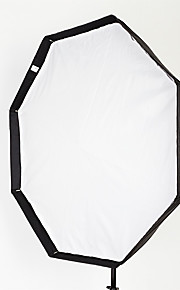 panno Flash Professional 120 centimetri / 47in ottagono ombrello softbox ombrello riflettore per speedlite