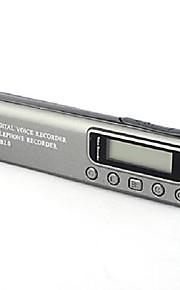 mini digital diktafon mp3-afspiller og stemme aktiveret optagelse med telefon-optager / 2 GB hukommelse inkluderet