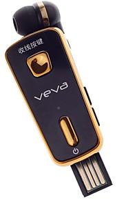 Veva v8 4.0 met EDR bluetooth headsets voor de iPhone 6 / 6plus, 5 / 5s / samsung en andere mobiele apparaten (assorti kleur)