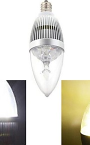 E14 - 15 Stearinlys Pærer (Warm White/Kald Hvit 120 lm- AC 85-265 V- 1 stk