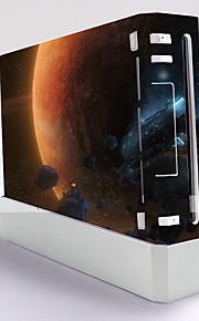b-Skin® Wii konsol koruyucu etiket kapak cilt denetleyici cilt çıkartması