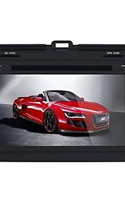 7 tommer - Bil DVD-afspiller - 2 Din - 800 x 480