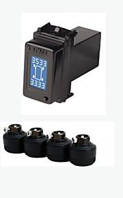 bil TPMS til nissan dæktryk overvågningssystem 4 eksterne sensorer søjlediagram diagnoseværktøj psy daweoo