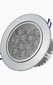 """éclairage 8a 5 """"12w haute puissance conduit 960lm 2800-6500k blanc chaud blanc / froid encastré Spots LED AC85-265V"""