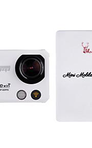 """aoluguya x5 2 """"TFT 12MP fuld hd 2k wifi sport dv digital video kamera og mobil magt bank os plug (assorterede farver)"""