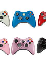 draadloze afstandsbediening shock game controller console voor Microsoft Xbox 360