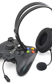 gaming chat-headsets met microfoon voor xbox 360