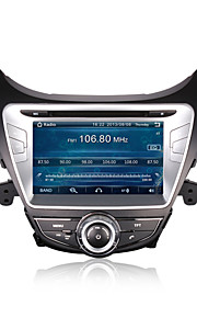 cusp® 8 inch 2DIN auto dvd speler voor Hyundai Elantra / avant / I35 2011-2013 ondersteuning gps, bt, rds, spel, ipod