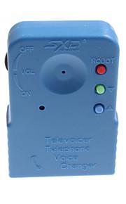 mini stem geluid wisselaar telefoonstem-wisselaar voice Disguiser 8 soort asaf