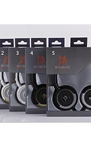 Hovedtelefoner - Høretelefoner (Pandebånd) - Lydstyrke Kontrol/Lyd-annulerende - Medie Player/Tablet/Mobiltelefon