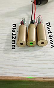 xpl-mhg1 apc module à extrémité élevé laser vert (1mw, 532nm)