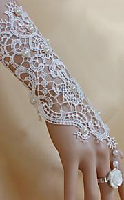 Pulseras y Brazaletes Cadena Aleación Perla artificial De mujeres
