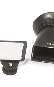 V4 SLR 2.8x Zoom Viewfinder LCD Eyecup NEX3 NEX5 for Sony