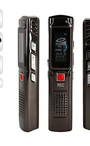 zilver 8gb 809 usb digitale voice recorder met mp3-functie USB 2.0 High Speed