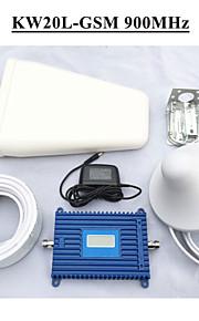gsm 900 repeater gsm signaal repeater 900MHz lintratek signalen van mobiele telefoons booster zet LCD-display gsm repeater