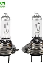 nieuw ontwerp 3 sets echte aandacht h7 12v 65w 80% meer licht soort automotive halogeenlampen voor taxi