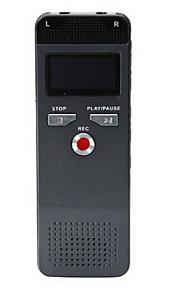 8gb hoge kwaliteit voice recorder 618 digitale voice recorder dictafoon pen voice recorder voice-activated met mp3-speler