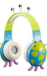 vPro de802 headset høj kvalitet professionelle børn iført børn headset typen høreværn