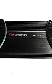 NAKAMICHI nk-300,1 unikt designet høj effektiv magt transformer mono blok klasse-a / b bil forstærker