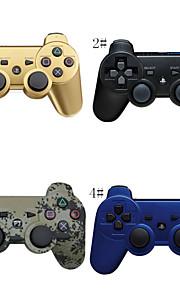 bluetooth senza fili 6 assi gioco senza fili del controller gamepad joypad dualshock per playstation 3 fili