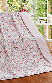 cozzy 1.5m 100% bomuld twill pige sommer qulit (lille dame)