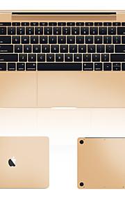 """עורות זהב או כסף מחשב נייד לכסות סרט לגוף מלא MacBook Pro 13 רשתית """""""