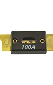 auto bil køretøjer lydsystem plug ark design ANL sikring 100amp (1stk)